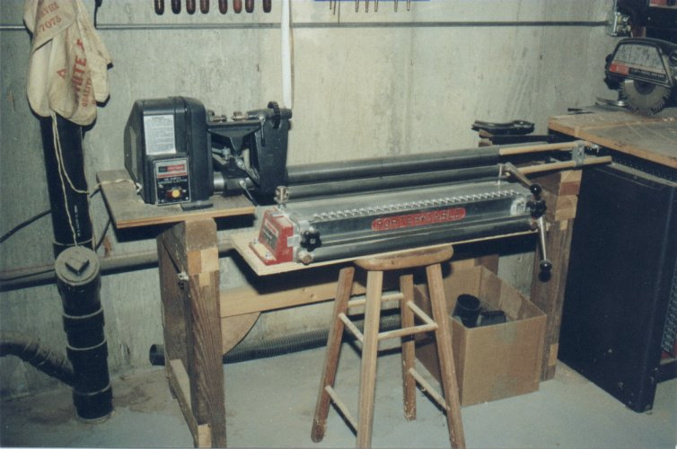 PDF Old Craftsman Wood Lathe Plans Free